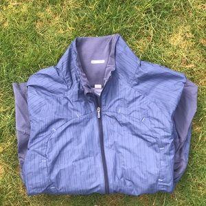 Lululemon wet dry warm running jacket